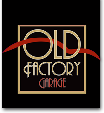 Logo Old Factory Garage